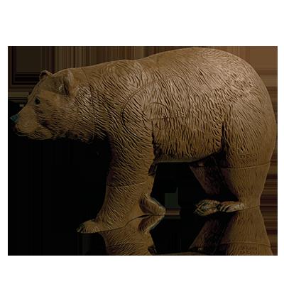 Delta McKenzie 3D Walking Brown Bear-7301