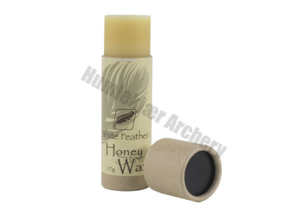 White Feather Beeswax String Wax-0