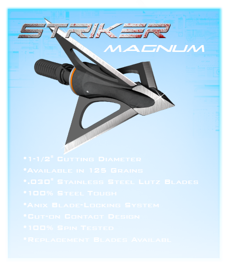 G5 Striker Magnum 3pk-7460