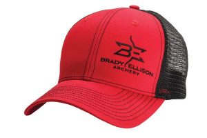 BE Snapback Red cap-0