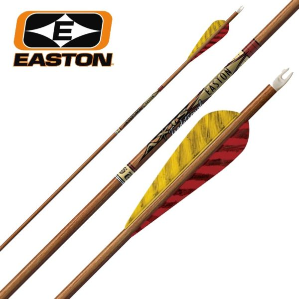 6 stk Easton Axis Traditional Arrows-0